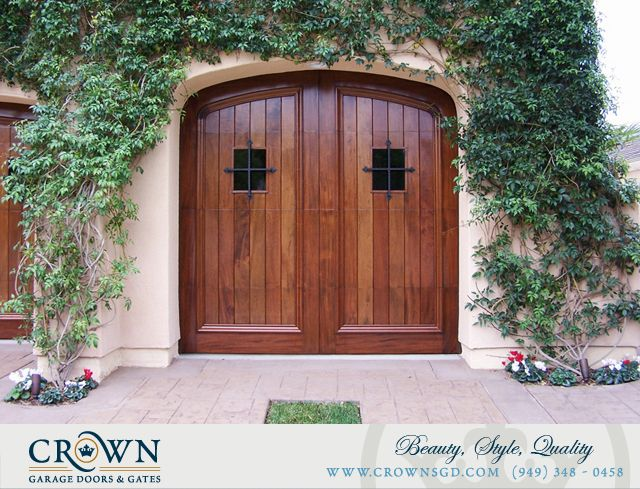 Custom designed Spanish garage doors crafted out of quality wood are offered by Orange Country Based CrownsGD manufacturers. & Spanish | Crown Doors and Gates | Doors \u0026 Doorways | Pinterest ... Pezcame.Com