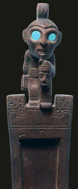 Tiwanaku. Alucinógenos.  i guess that means hallucinogenics and therefore this goes under mythology.