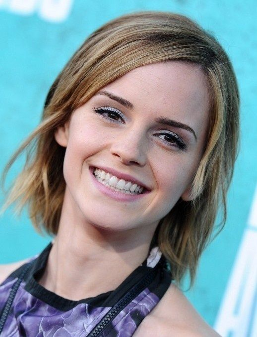 Remarkable emma watson short hair not pleasant