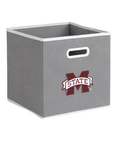 Mississippi State Bulldogs Store Its Drawer Mississippi State Mississippi State Bulldogs Cube Storage