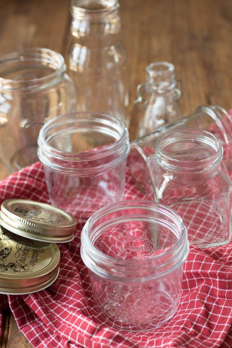 Come Sterilizzare Vasetti Per Conserve come sterilizzare vasetti di vetro (con immagini) | vasetti