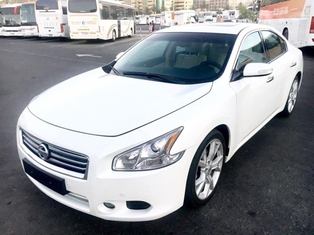 NISSAN MAXIMA 2014 ZERO DP 100 BANK FINANCE GCC SPECS