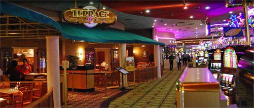 Coushatta Casino Resort Terrace Cafe Cafe Terrace Casino