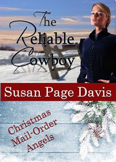 Giveaway at The Sword and Spirit : The Reliable Cowboy by Susan Page Davis ends August 31 #bookgiveaway