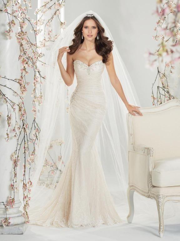 Sophia Tolli Y11415 - Roslin, $650 Size: 10 | New (Un-Altered ...