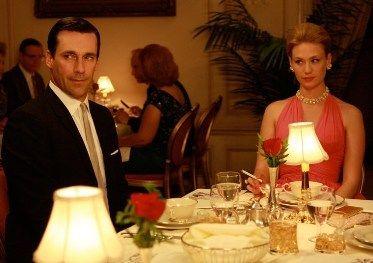 Image result for Mad Men Dinner