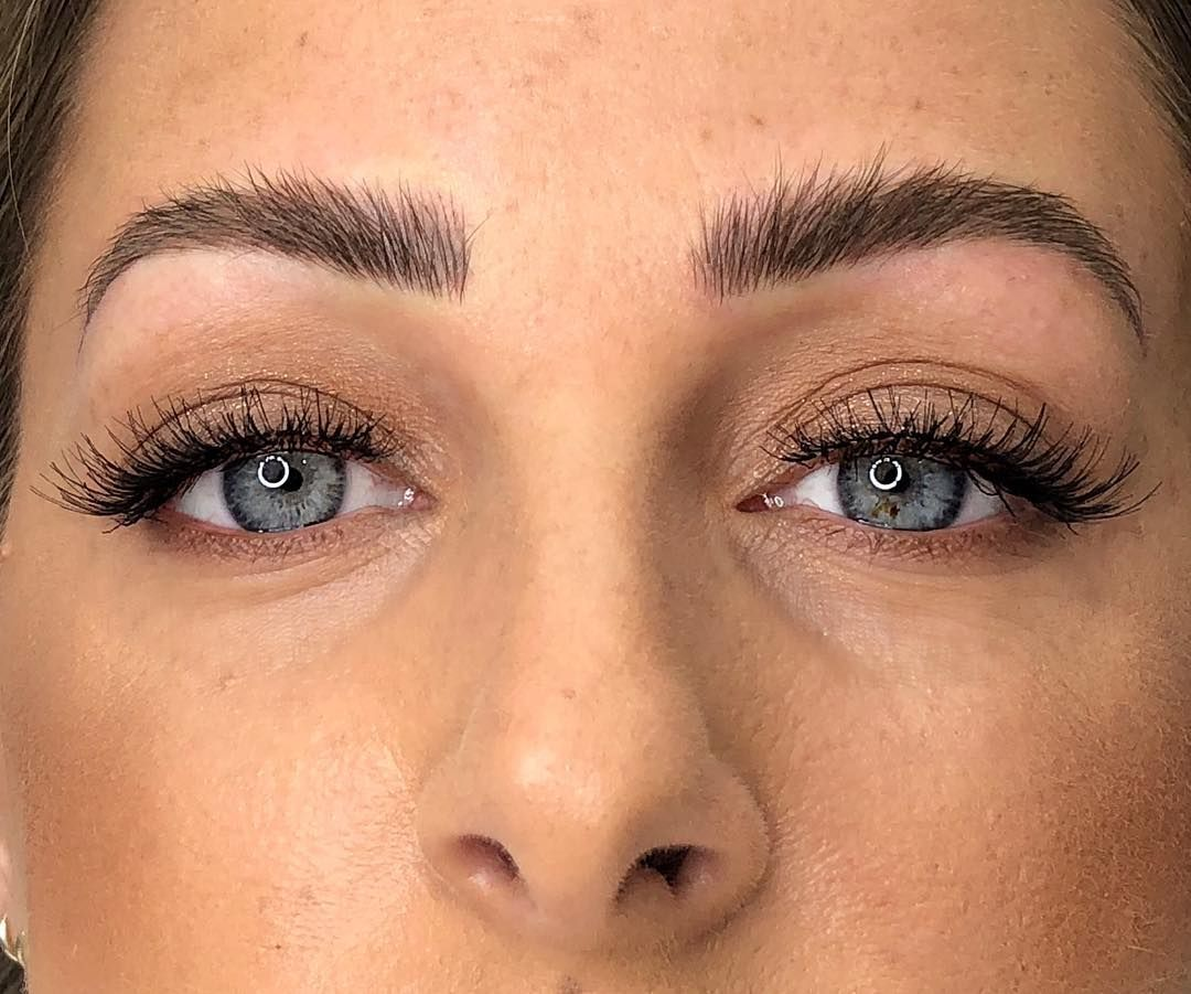 19 Fluffy Brows ideas | brows, microblading, fluffy
