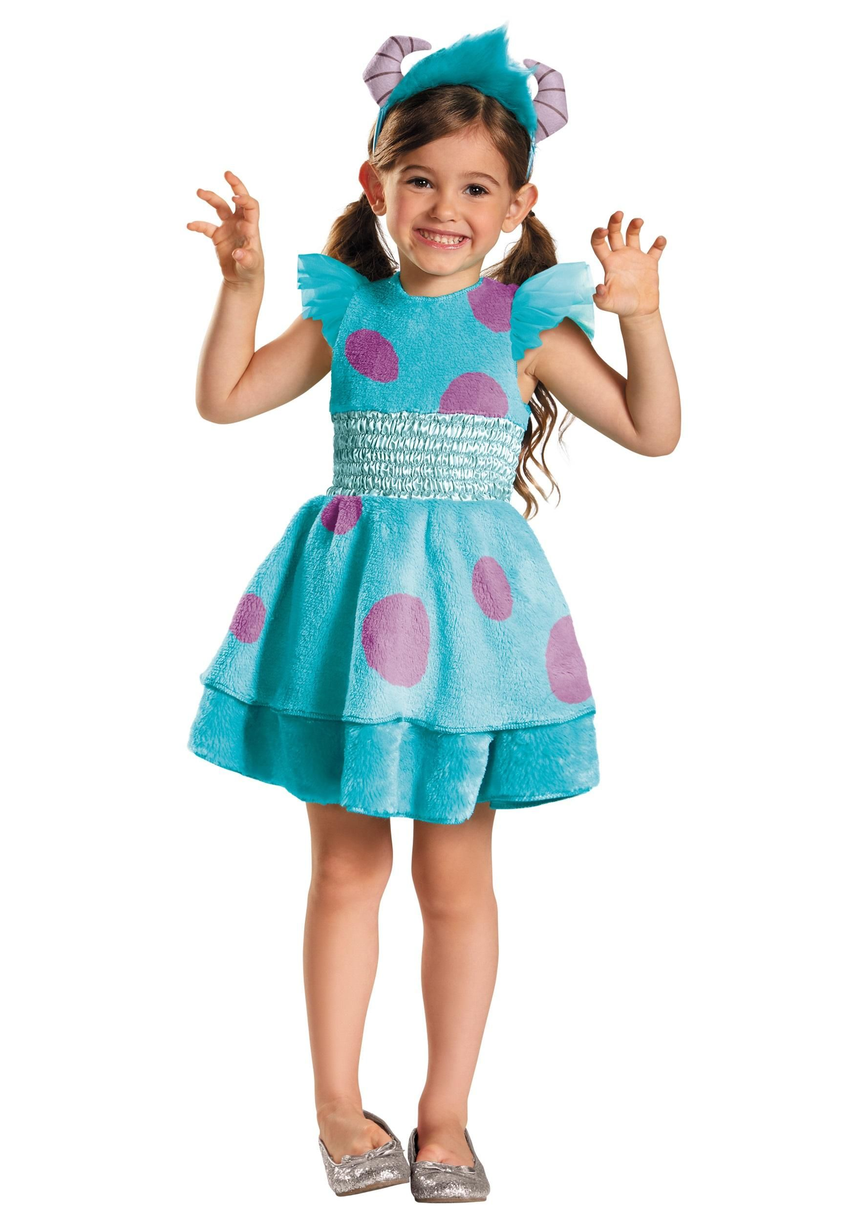 Sulley girl deluxe costume Too cute not to pin | Costuming in 2018 ...