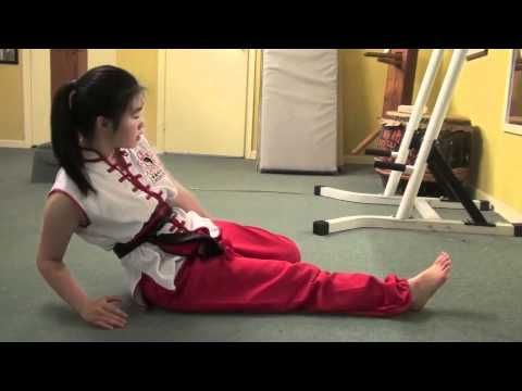 Stretching routine for Martial Arts Splits