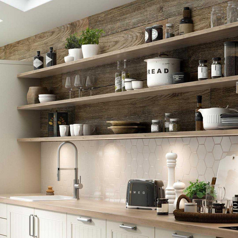 9+ Outstanding Kitchen Wall Storage Ideas To Make a Neat Kitchen ...