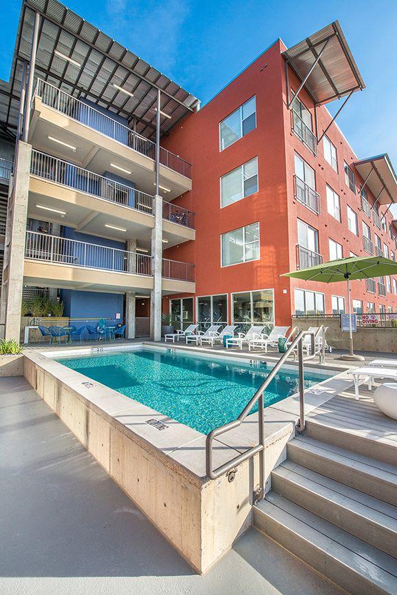 TexasPrideRealty knows loft living! Dallas apartment