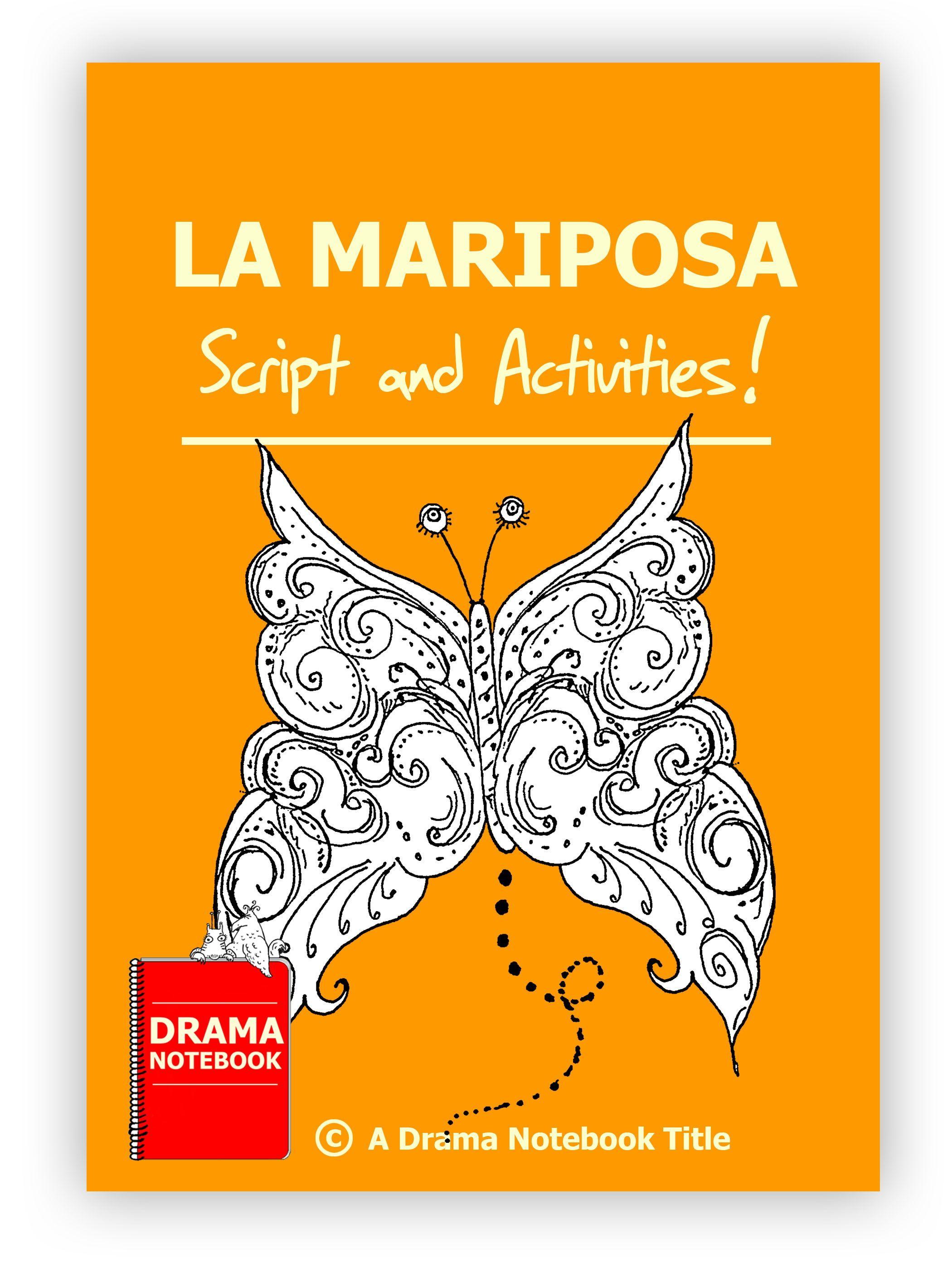 the beautiful butterfly a folktale from spain