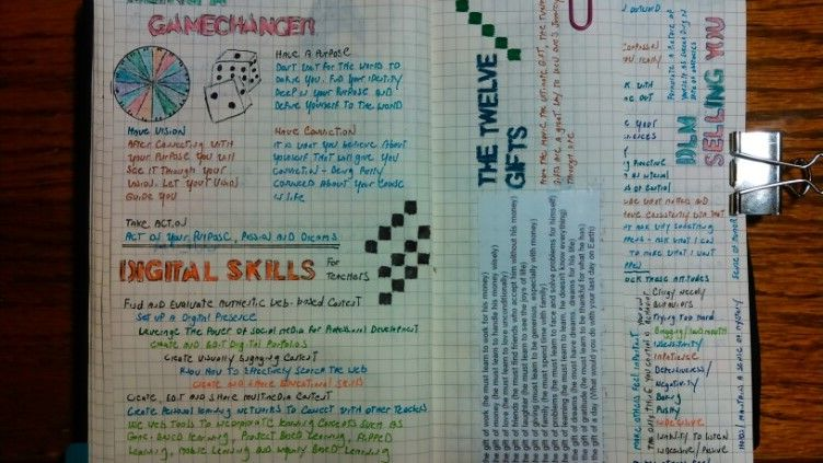 Digital skills and the 12 gifts from one of my favorite
