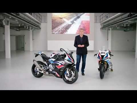 BMW M1000RR Launch Promo Video 2021