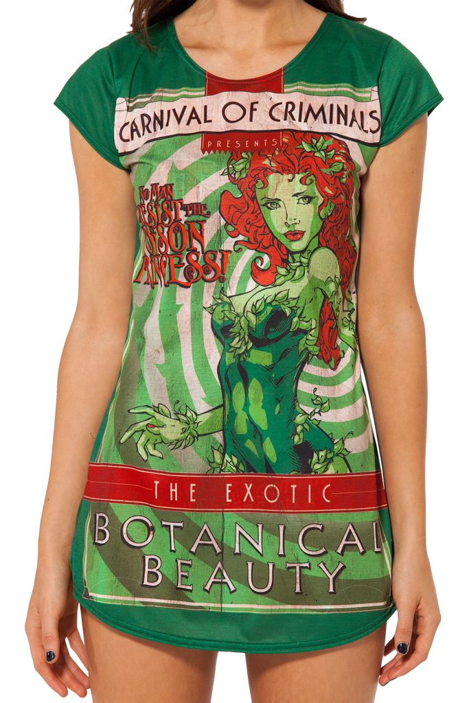 49dba60f0e7f5 I m just itching to buy this Poison Ivy t-shirt.
