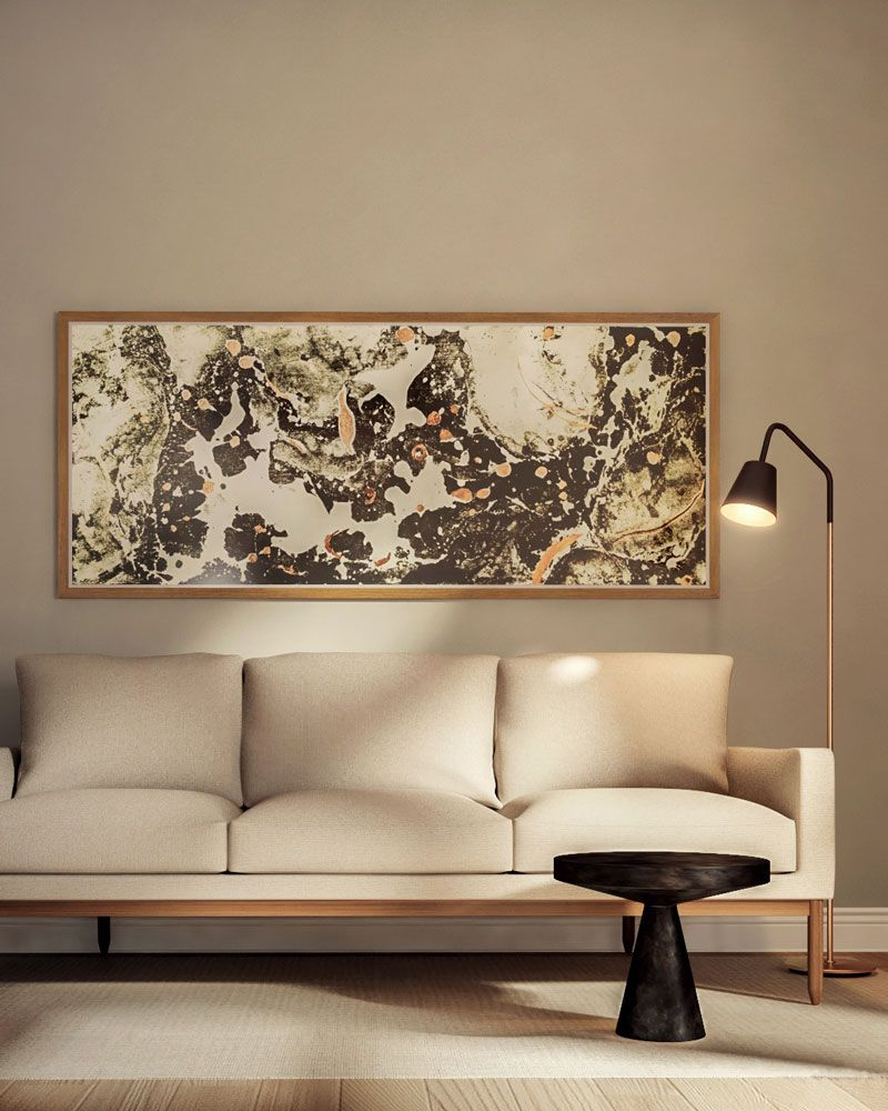 5 Budget Friendly Ways To Try The Large Wall Art Decor Trend