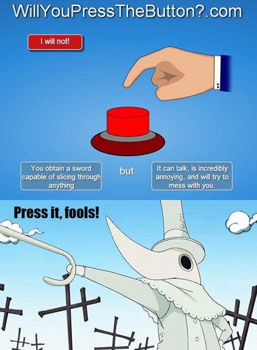 Connor Pressing Button Meme