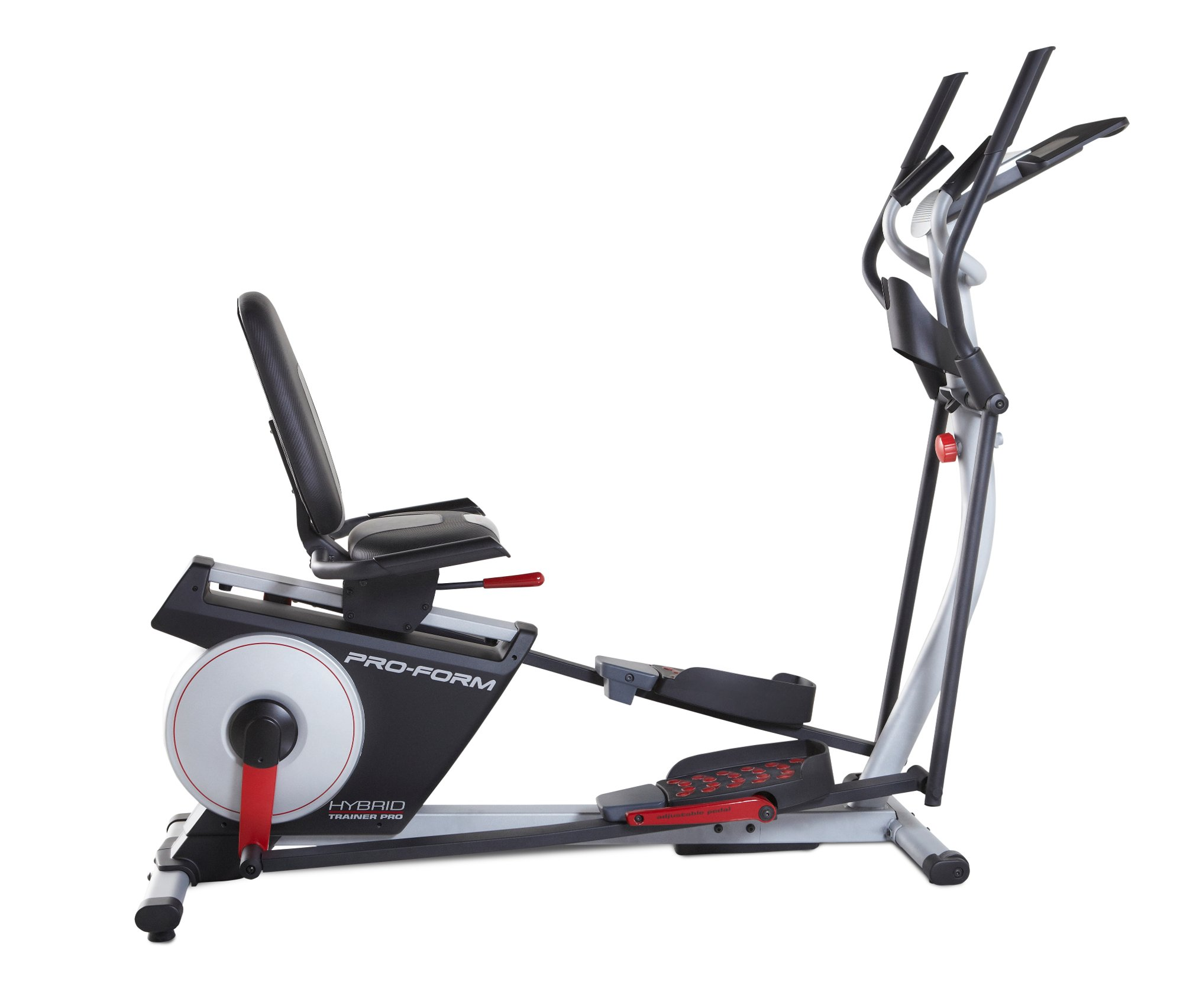 ProForm Hybrid Trainer Pro Recumbent bike workout