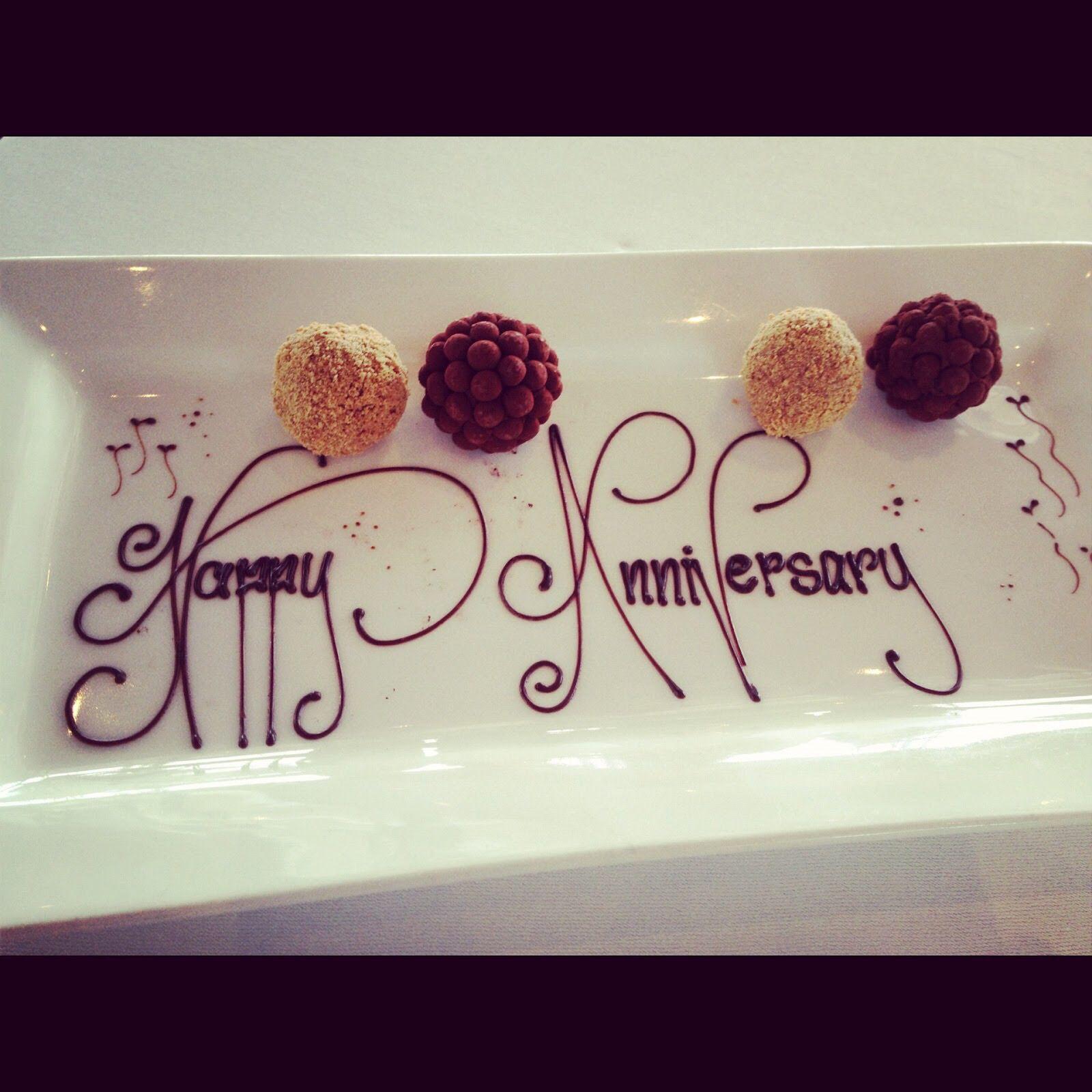 Happy Anniversary Anniversary Dessert Happy Anniversary Wedding Anniversary Quotes