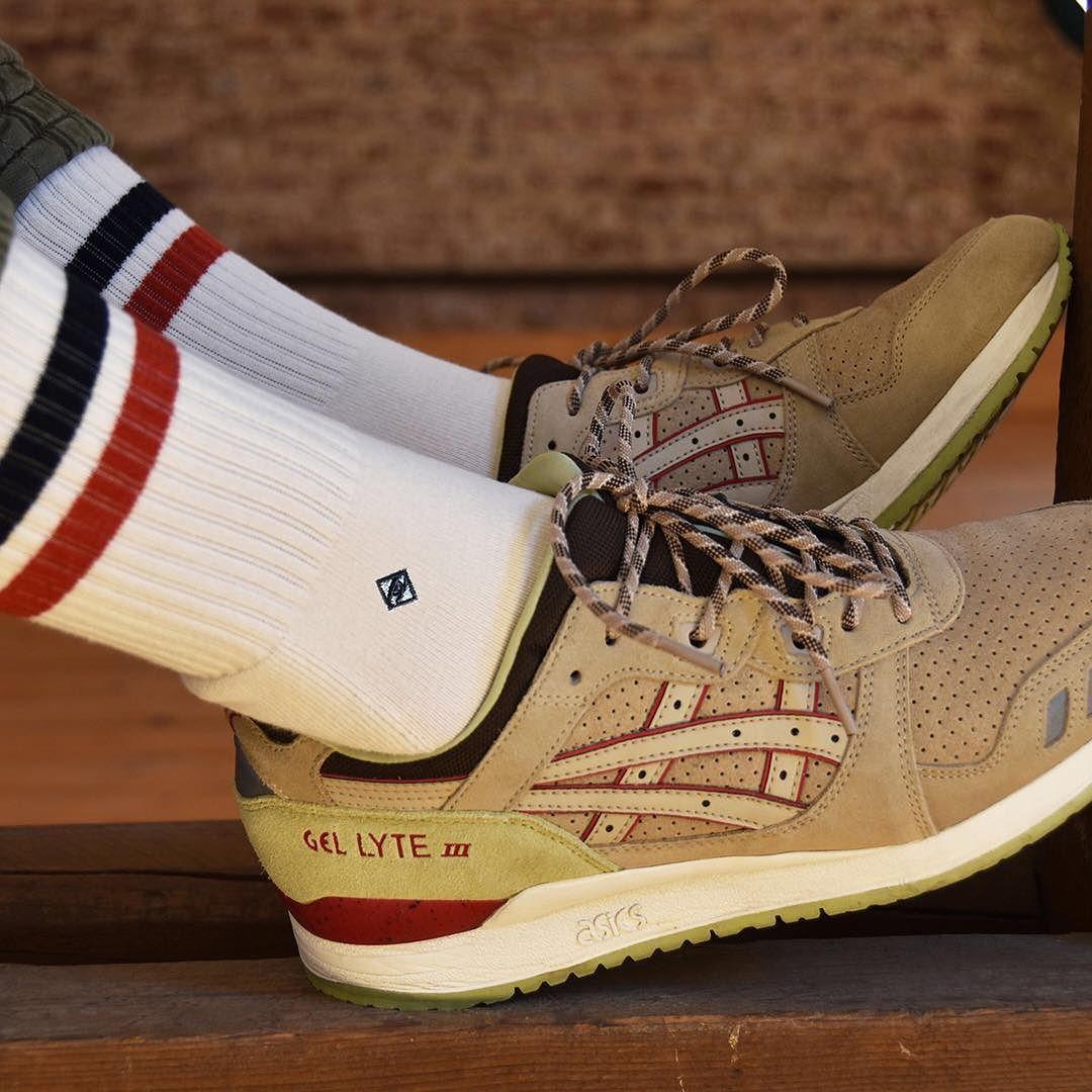 I'm kind of obssesed w ASICS Gel Lyte V's : Sneakers
