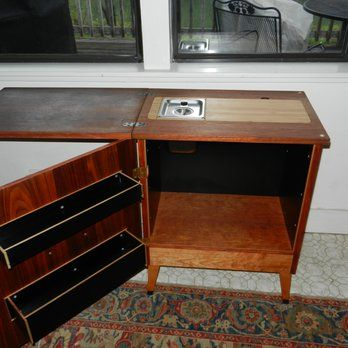Luke Austin / Furniture Maker   Emeryville, CA, United States. Great Bar!