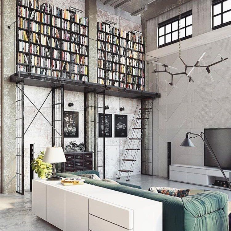 40 Incredible Lofts That Push Boundaries: Home Decor & Architecture In 2019