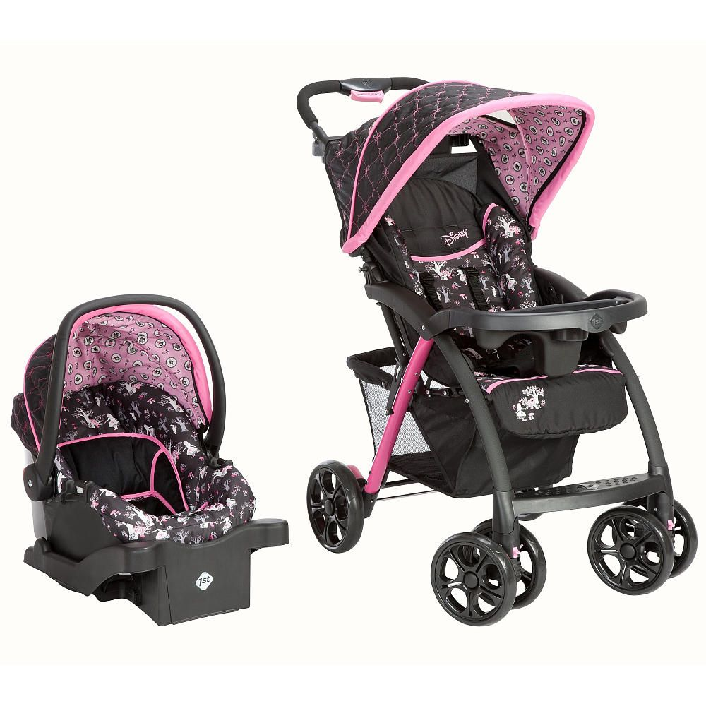 Disney Saunter Luxe Travel System Stroller Alice In