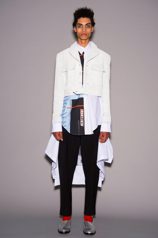 Topman Design Spring 2018 Menswear Fashion Show Collection