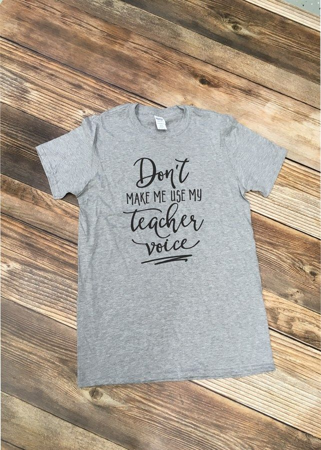 2f768f9e4 Funny Teacher Tees | 4 Designs | Gift Ideas | Teaching shirts ...