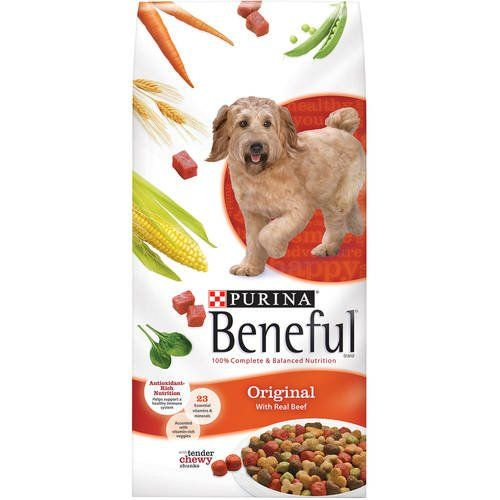 Beneful Dog Food Dry Original Formula With Real Beef 13 Lbs