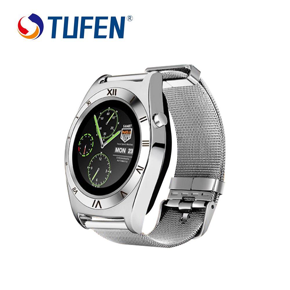 2017 new bluetooth smart watch sync notifier support sim