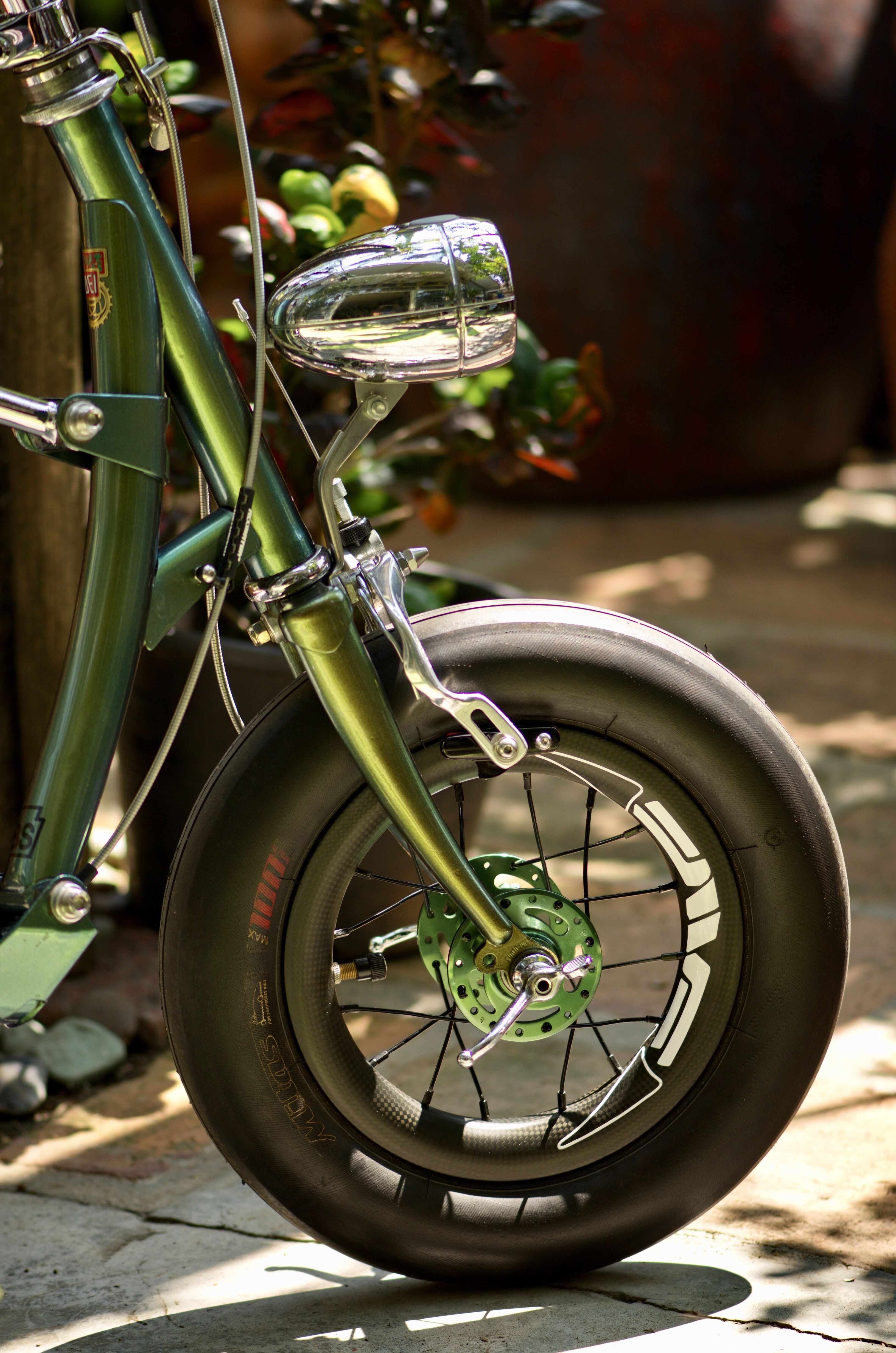 12 Folding Bike
