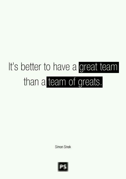 Team Work Quotes Teamworkour Team Is Better Than Yours   New Office .