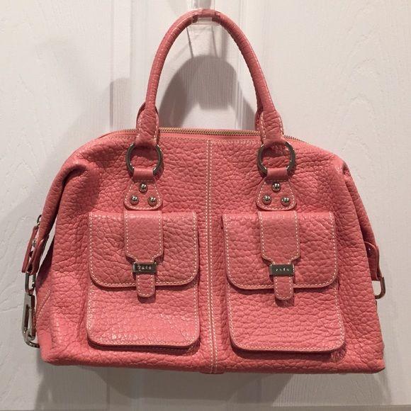 6f8cf3e5fc Rafe New York Pink Pebbled Leather Bag Great condition ! Gorgeous designer Rafe  bag. Birkin