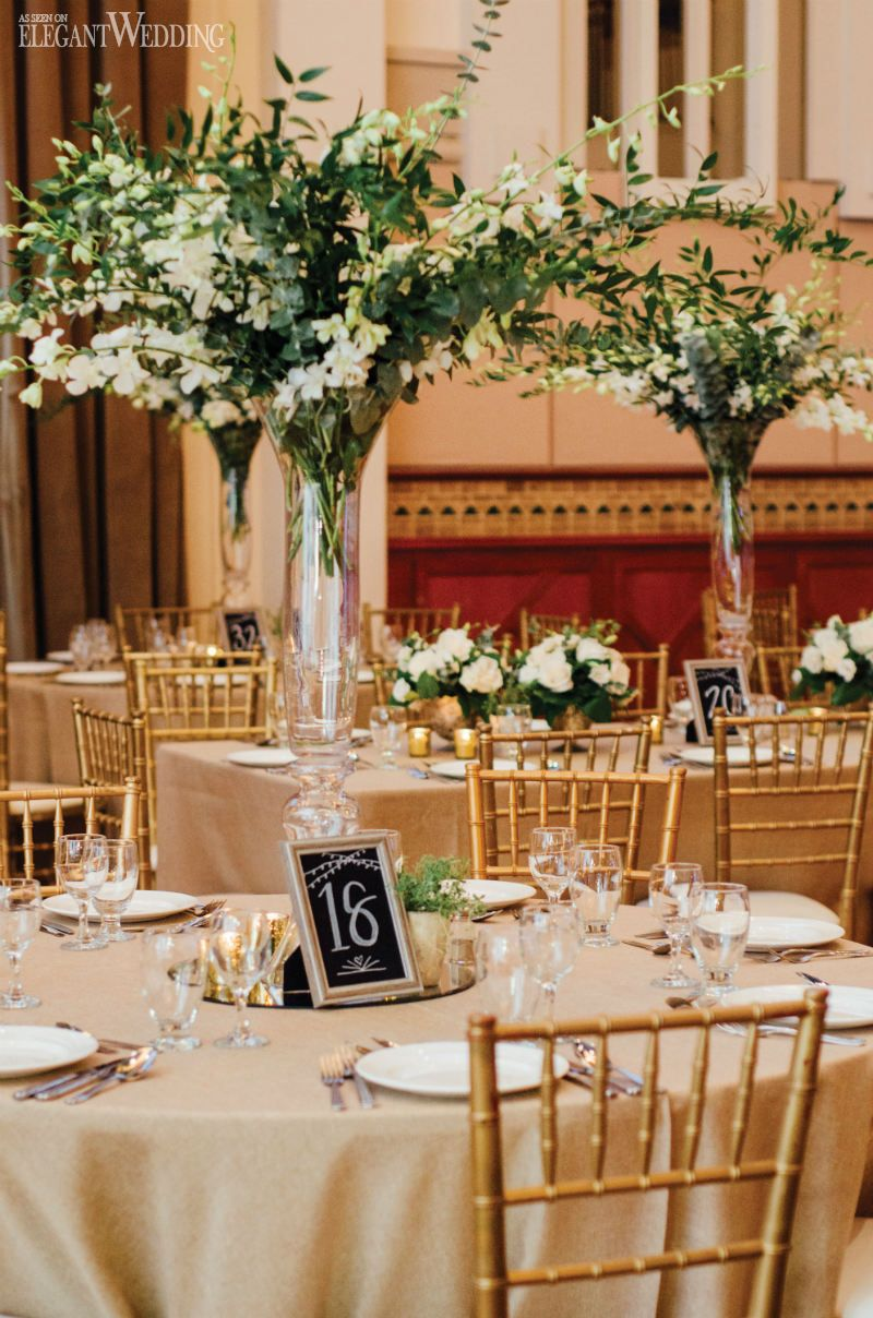 Italian Table Setting Garden Wedding Table Setting With Gold Decor And Chairs Rustic
