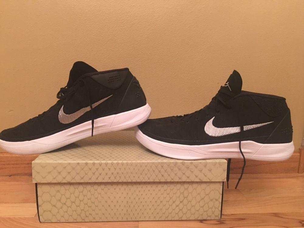 low priced 21475 e1400 Nike Kobe AD Mid Black Size 15 Basketball Shoes #fashion ...