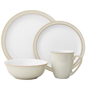 Denby Linen 16-pc. Dinnerware Set  sc 1 st  Pinterest & Denby Linen 16-pc. Dinnerware Set | Kitchen Inspiration | Pinterest ...