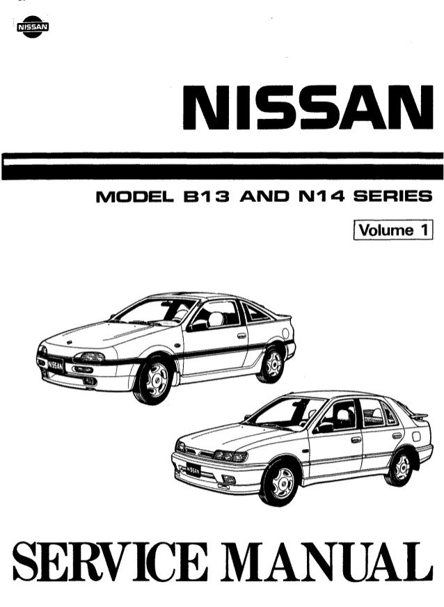 Pin On Nissan Series Manual