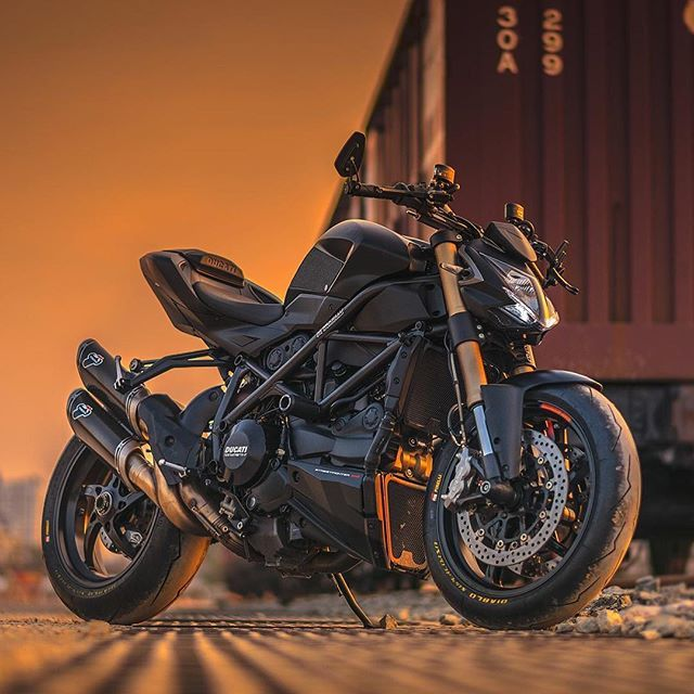 Ducati Streetfighter 848 Dark Stealth