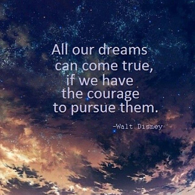 Inspirational Dream Quotes