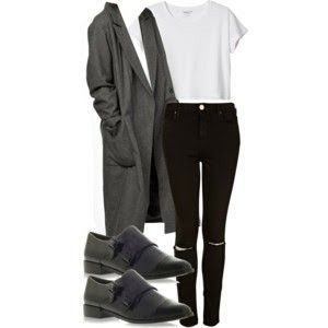 pinochoa nancy on korean clothes  business casual