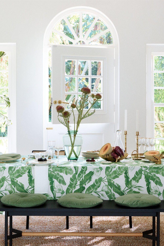 H M Home Meubles Et Decoration Printemps Ete 2020 Nouvelle Collection Verte Planete Deco A Homes World En 2020 Mobilier De Salon Decoration H M Home