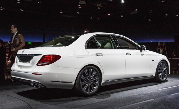 2017 Mercedes Benz E Cl Looks Like Its C And S
