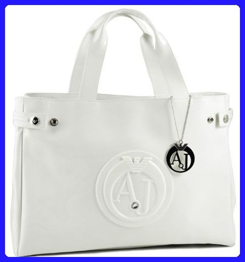 Armani Jeans 05291 55 T1 bag white - Shoulder bags ( Amazon Partner-Link) c7f65d89d0e