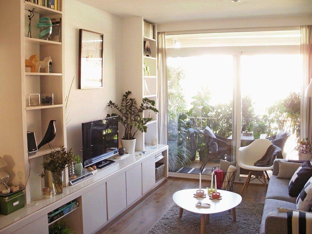 Hogares de nuestros lectores dar o de barcelona salon hogar muebles y casas - Programa diseno interiores ikea ...