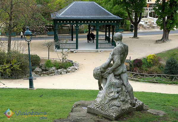 Parc Montsouris Parques e Jardins de Paris #Viajoteca