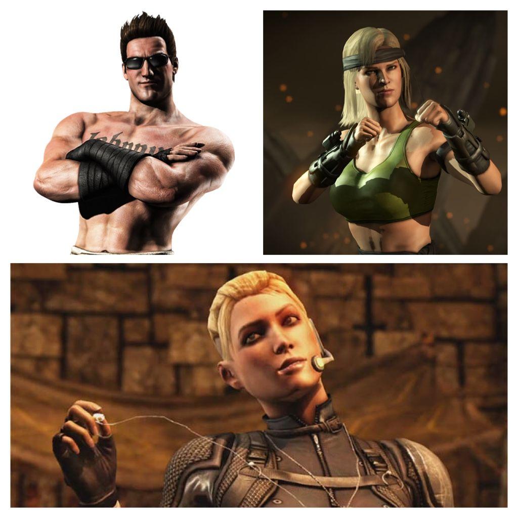 Mortal Kombat X Cassie Cage vs Kotal Khan Dialog Gameplay
