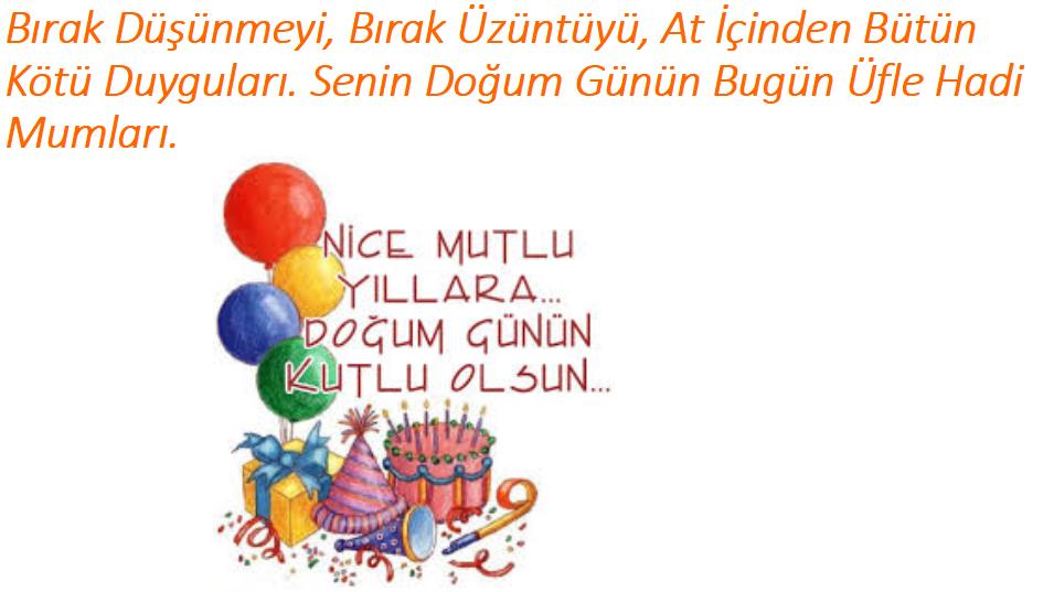Birthday Messages Dogum Gunu Mesajlari Dogum Gunu Mesajlar