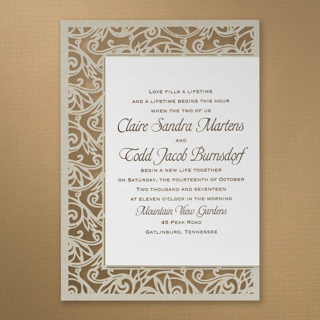Springtime Wedding Invitations | SpringTime Wedding Inspo ...