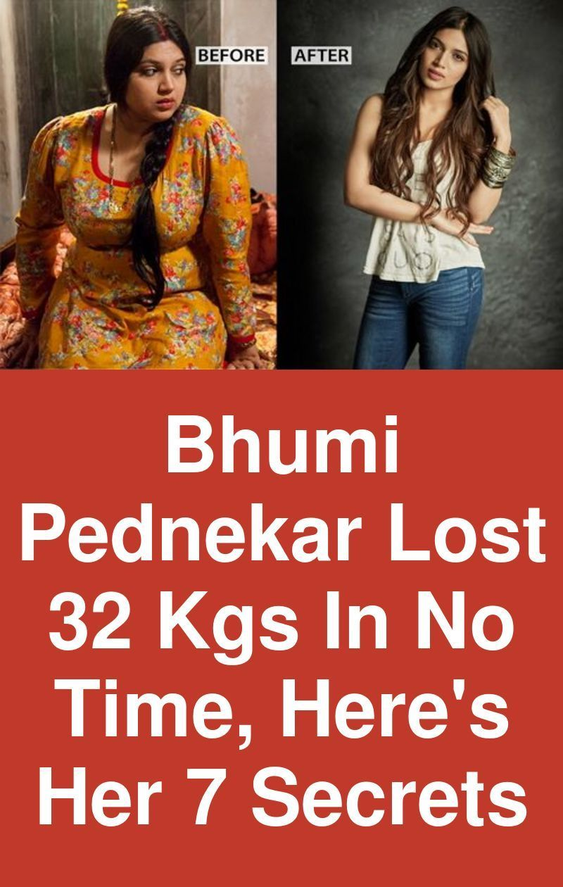 Bhumi pednekar lost 32 kgs in no time, here's her 7 secrets is part of Losing weight motivation - When Bhumi enetered bollywood, for her first role she gained a weight of 89 kgs but after her movie release she reduced this weight in no time and she is having a healthy weight of 57 kgs  She is inspiration for many  When many people asked about her weight loss secrets, she promised to share …